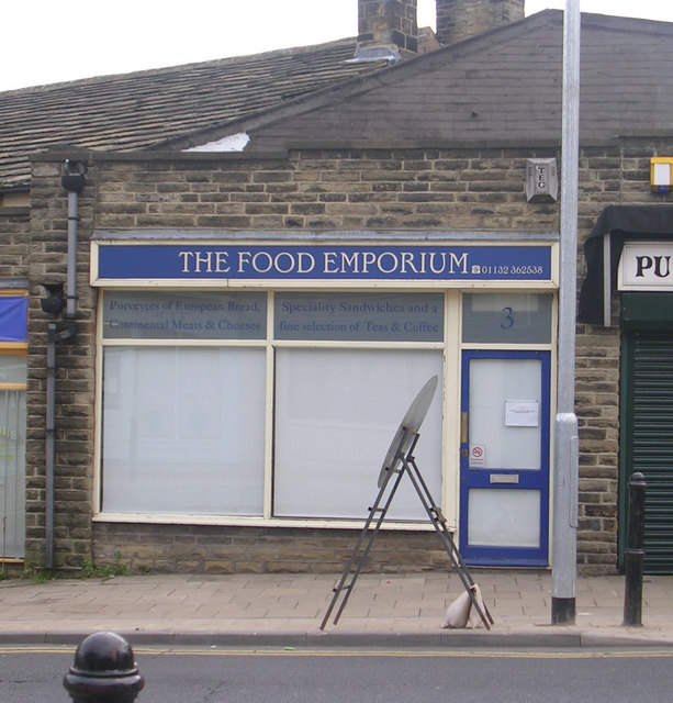 The Food Emporium - Lowtown