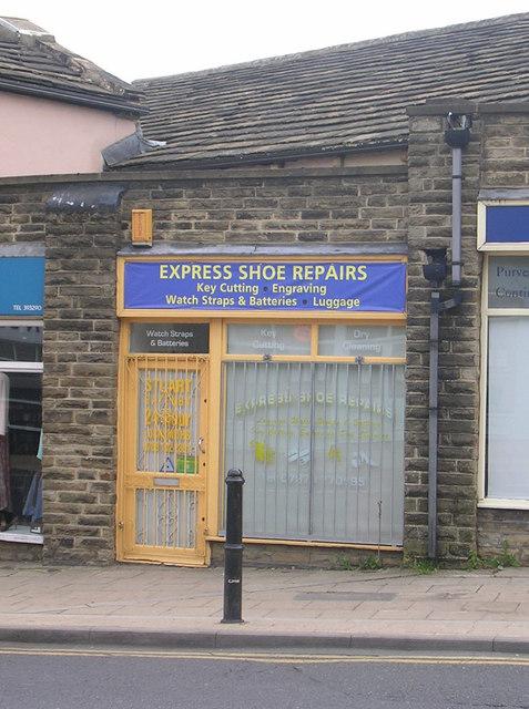 Express Shoe Repairs - Lowtown