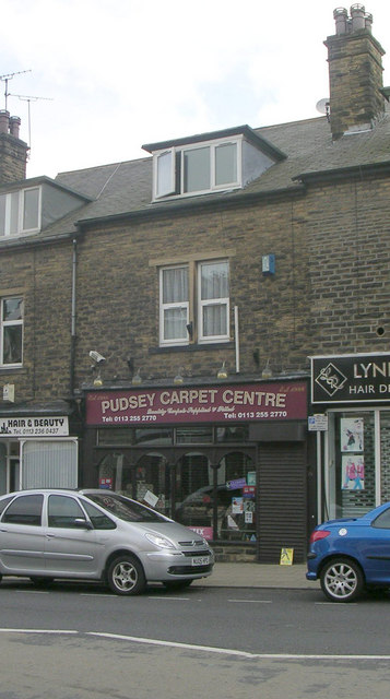 Pudsey Carpet Centre - Lowtown