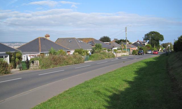 Mount Pleasant Road, Dawlish Warren