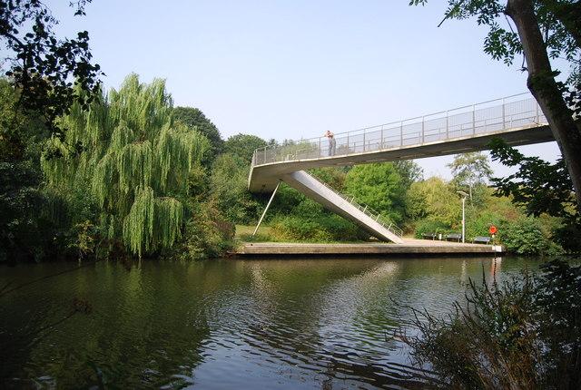Millennium Bridge, Maidstone