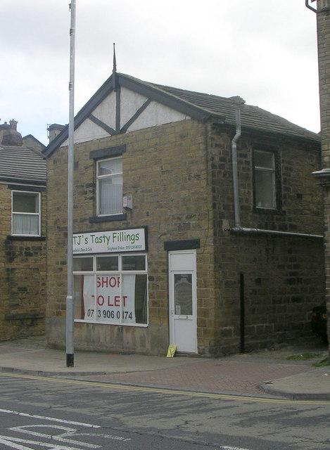 Empty Shop - Lowtown