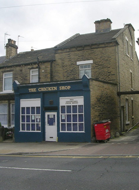 The Chicken Shop - Lowtown