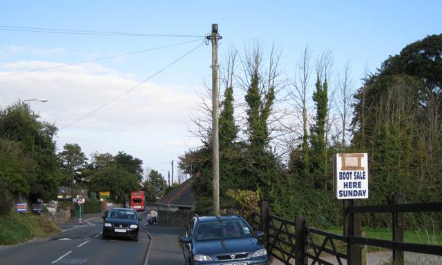 Mount Pleasant Road, middle section, Dawlish Warren