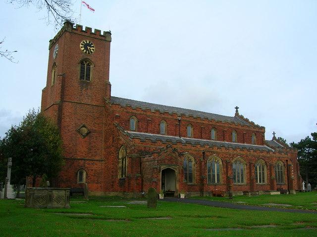 St Cuthbert's Church, Lytham