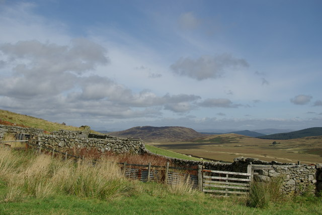 Sheepfold above Grobdale of Girthon