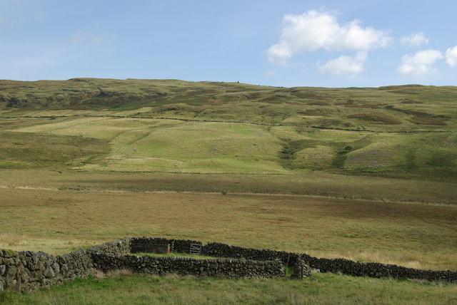 Sheepfold north of Grobdale of Girthon