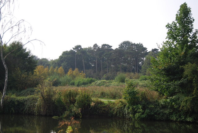 Whatman Park by the River Medway