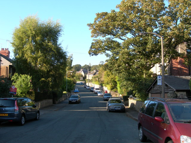 Brookhouse Hill, Fulwood