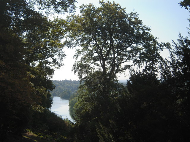 View of the Thames from Cliveden