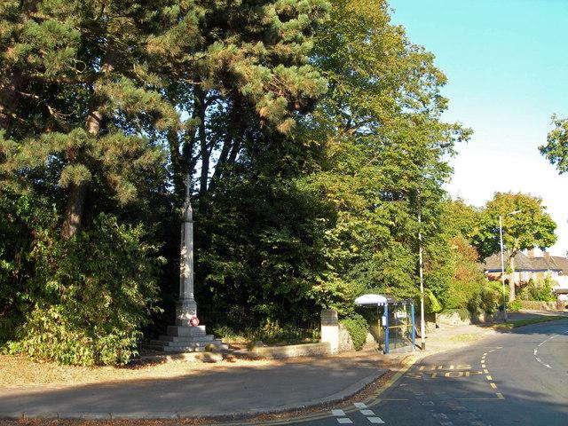 War Memorial Fulwood