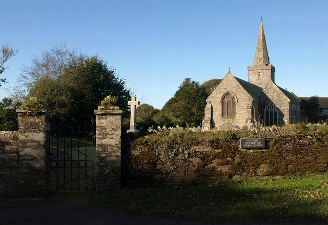 St. Lawrence's church, Bigbury