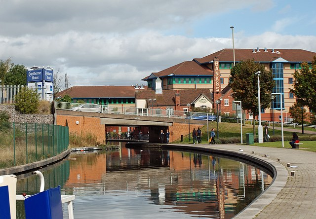 Dudley No 1 Canal