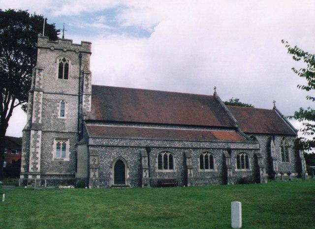 St Mary, Bishopstoke
