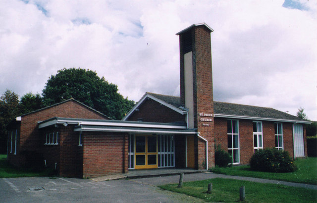 St Paul, Bishopstoke
