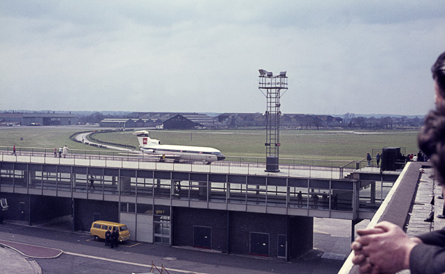 Ringway (now Manchester) Airport