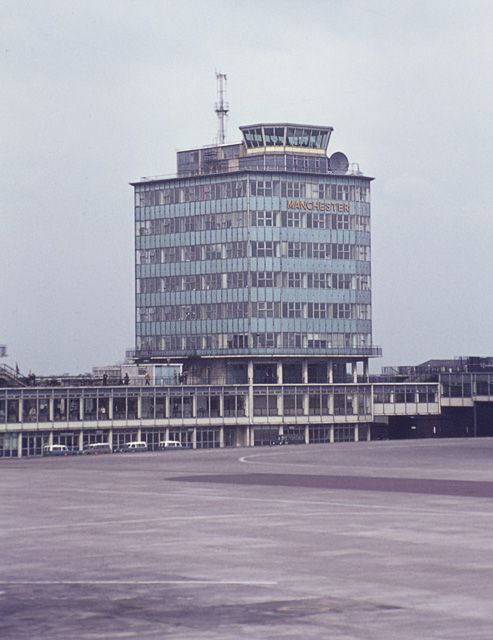 Airport Control Tower, Ringway (now Manchester)