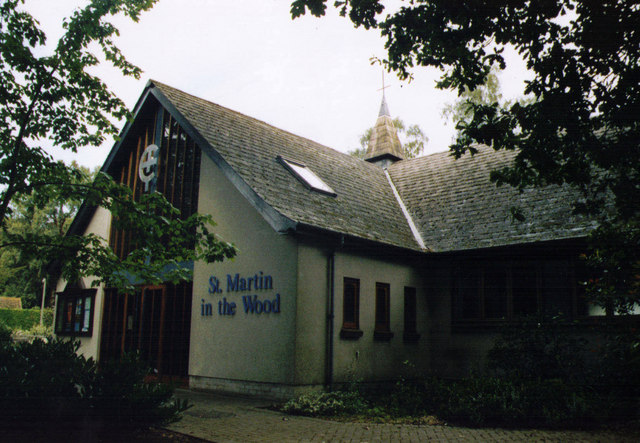 St Martin in the Wood, Chandlers Ford