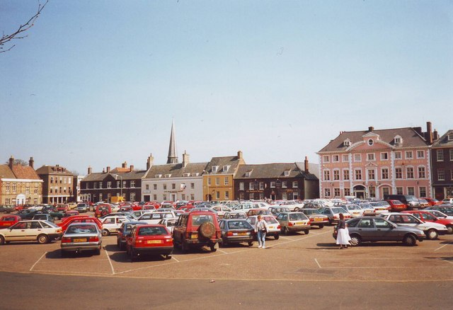 The Tuesday Market Place, Kings Lynn