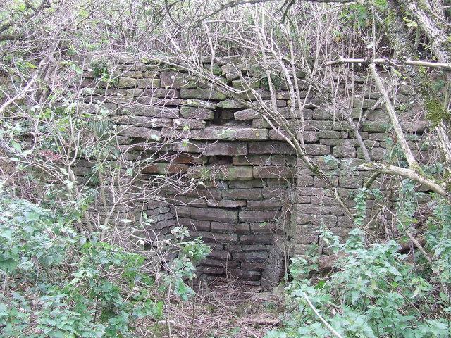 Remains of old Brick kiln