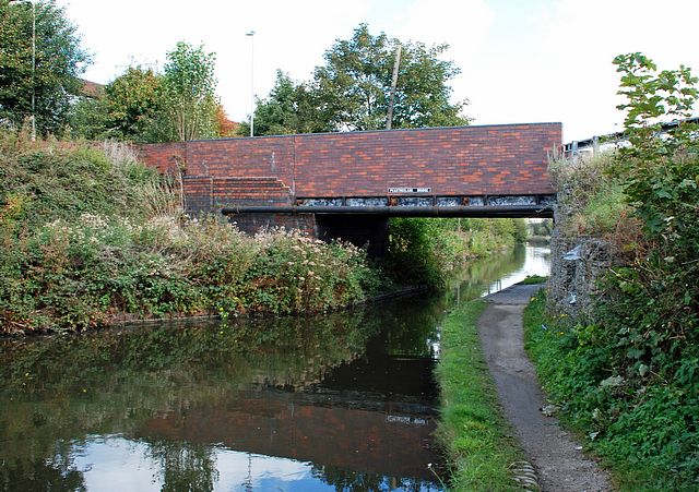 Pear Tree Lane Bridge