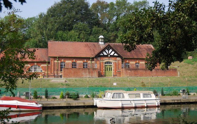 Pumping Station. Allington