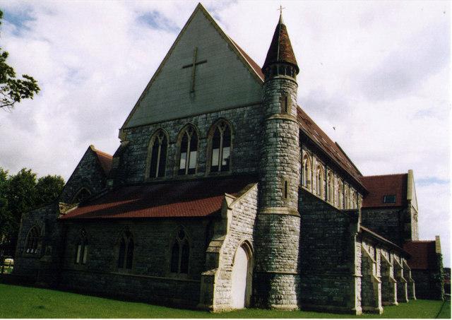Former Church of The Resurrection, Eastleigh
