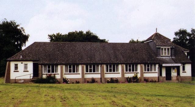 St Francis, Eastleigh