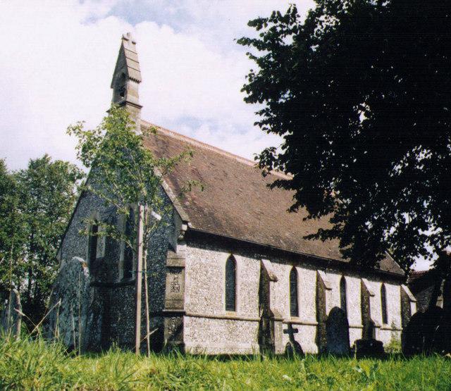 St Thomas, Fair Oak