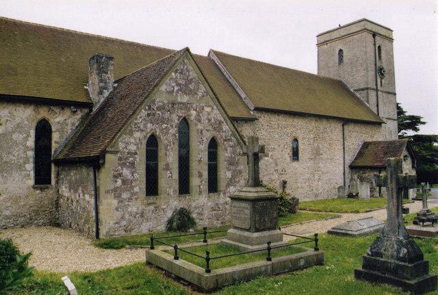 St Andrew, Hamble