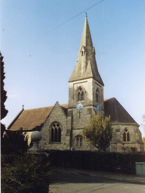 St John the Evangelist, Hedge End