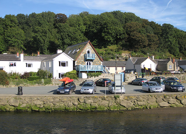 Harbour car park, Lower Town/Y Cwm