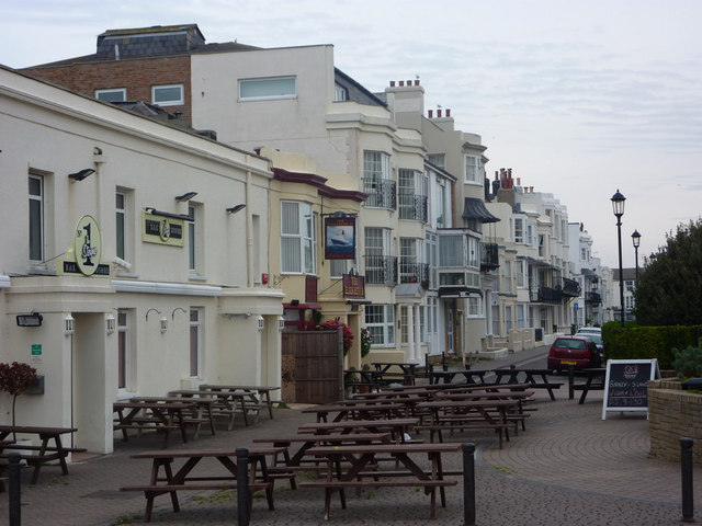 West side of The Steyne, Bognor Regis