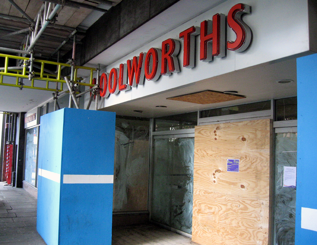 Woolworths, Chester