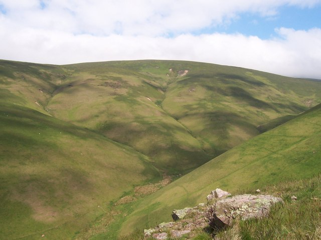 Valley of the Trows Burn