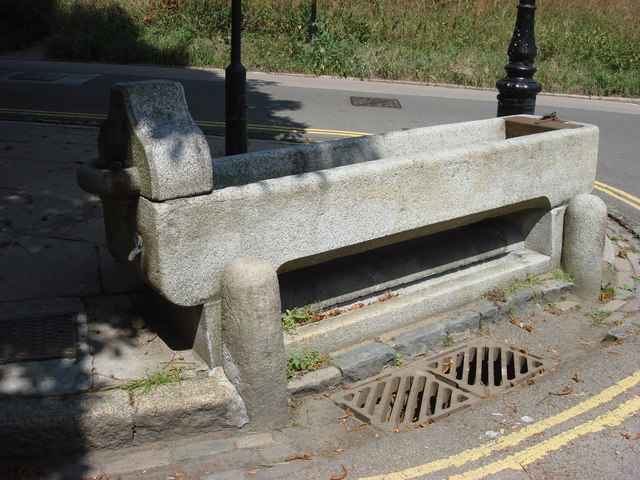 Water Trough, Willow Road