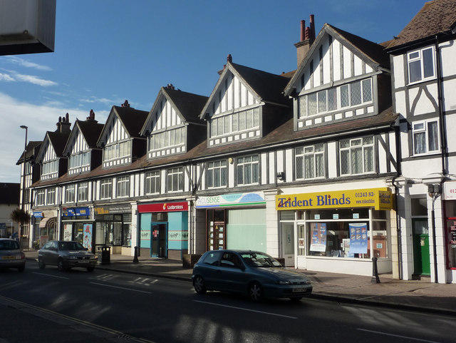 Parade of shops, Aldwick Road