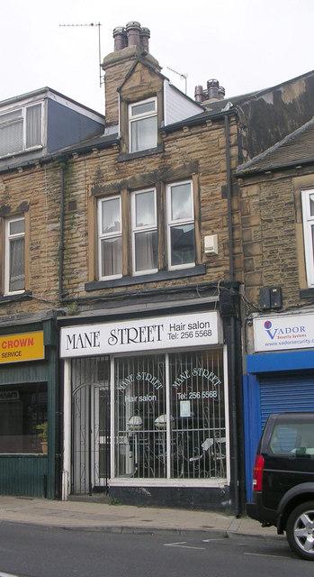 Mane Street - Lowtown
