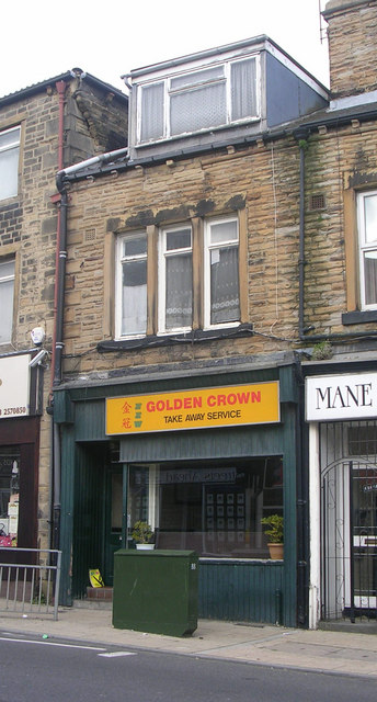 Golden Crown - Lowtown