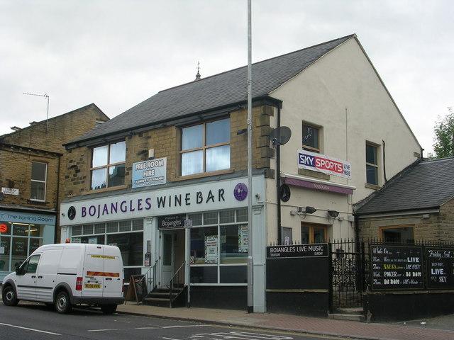 Bojangles Wine Bar - Lowtown