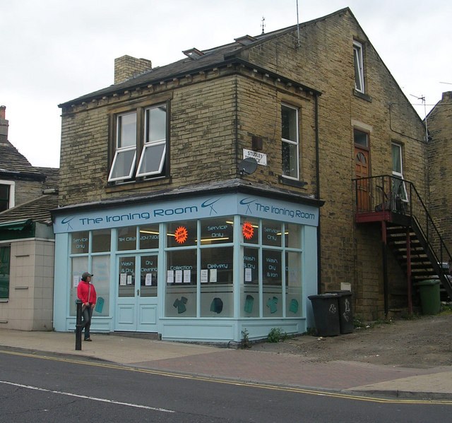 The Ironing Room - Lowtown