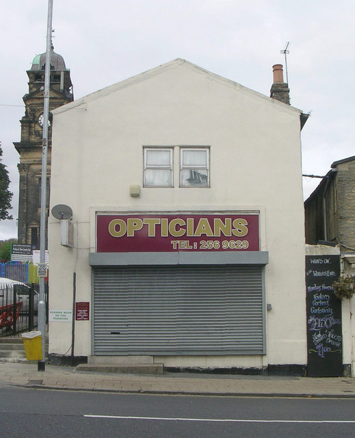 Ian Bell Opticians - Lowtown