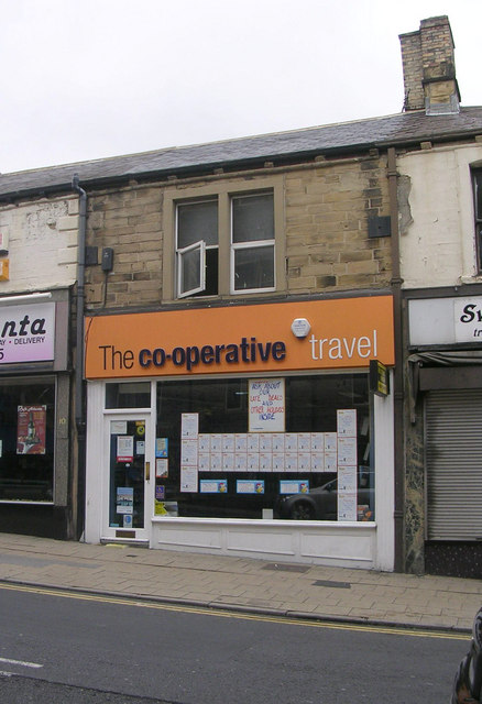 The co-operative travel - Lowtown