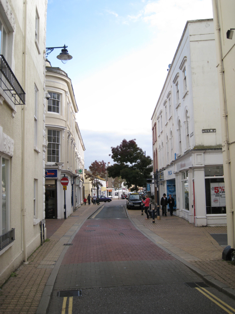 Somerset Place, Teignmouth