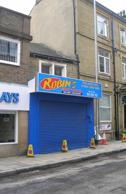 Robin's Fast Food - Manor House Street