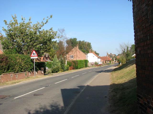 Beccles Road