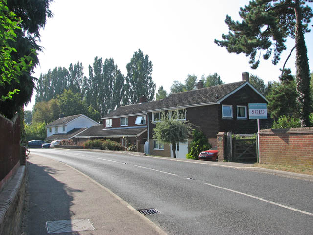 Houses in Beccles Road