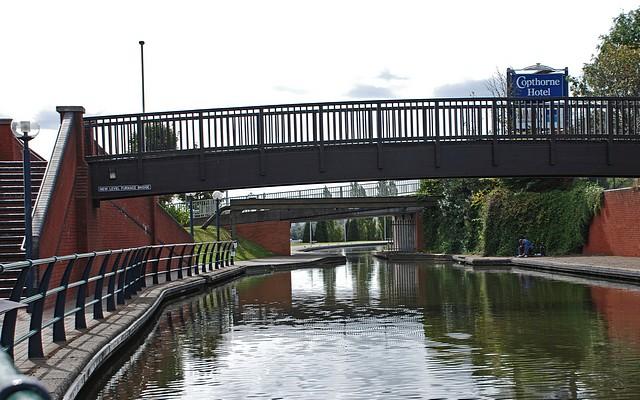 New Level Furnace Bridge