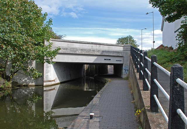 Black Delph Bridge