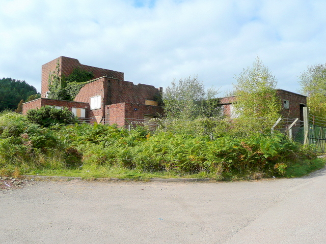 Buildings of the Northern United Colliery, Forest of Dean